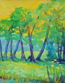 7.2012, Kasteelsingel Beek en Donk, zonsopgang, 30x40, papier.2